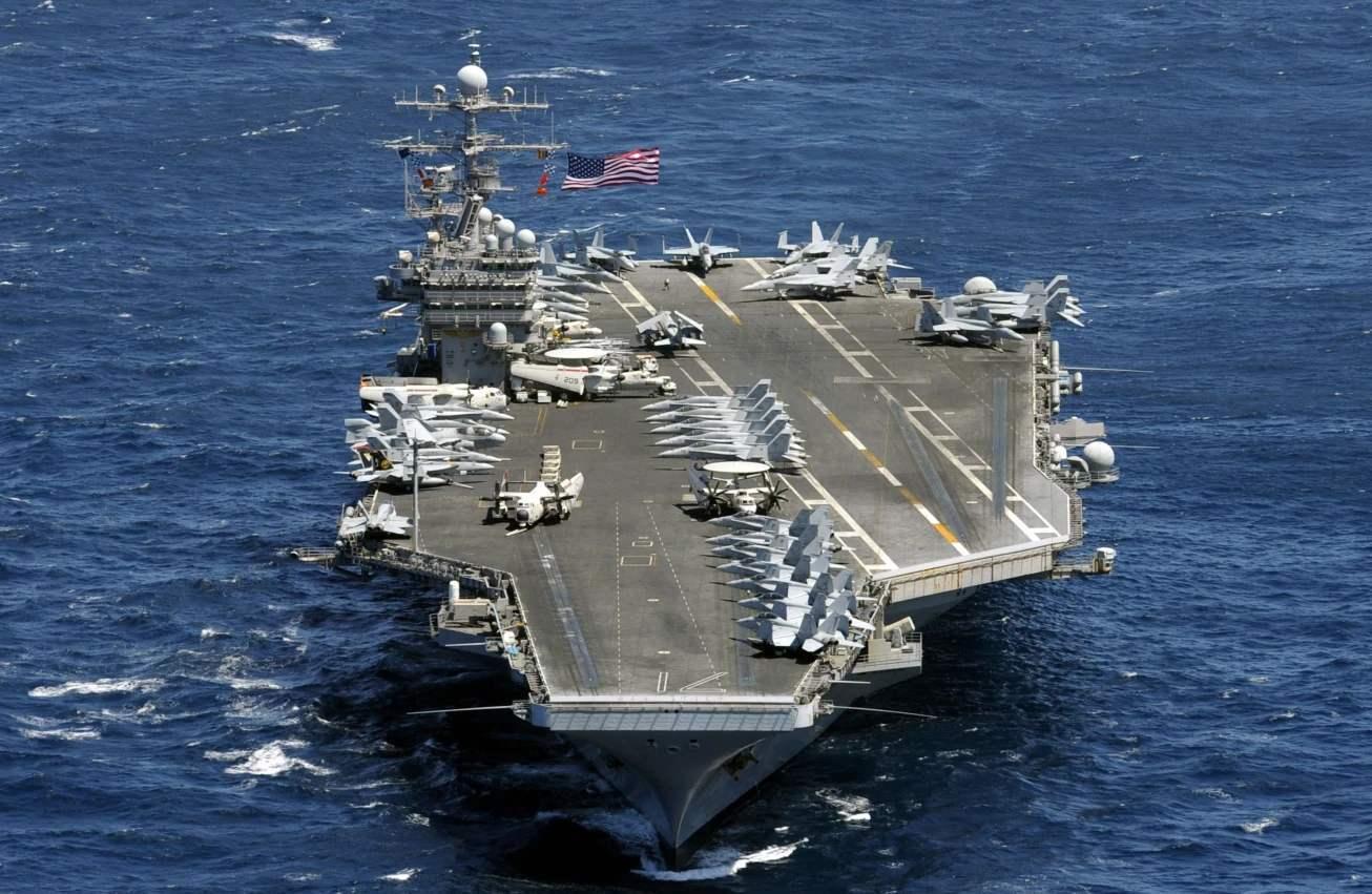 从山东舰与尼米兹级航母的对比,看为啥我国必须要建核动力航母