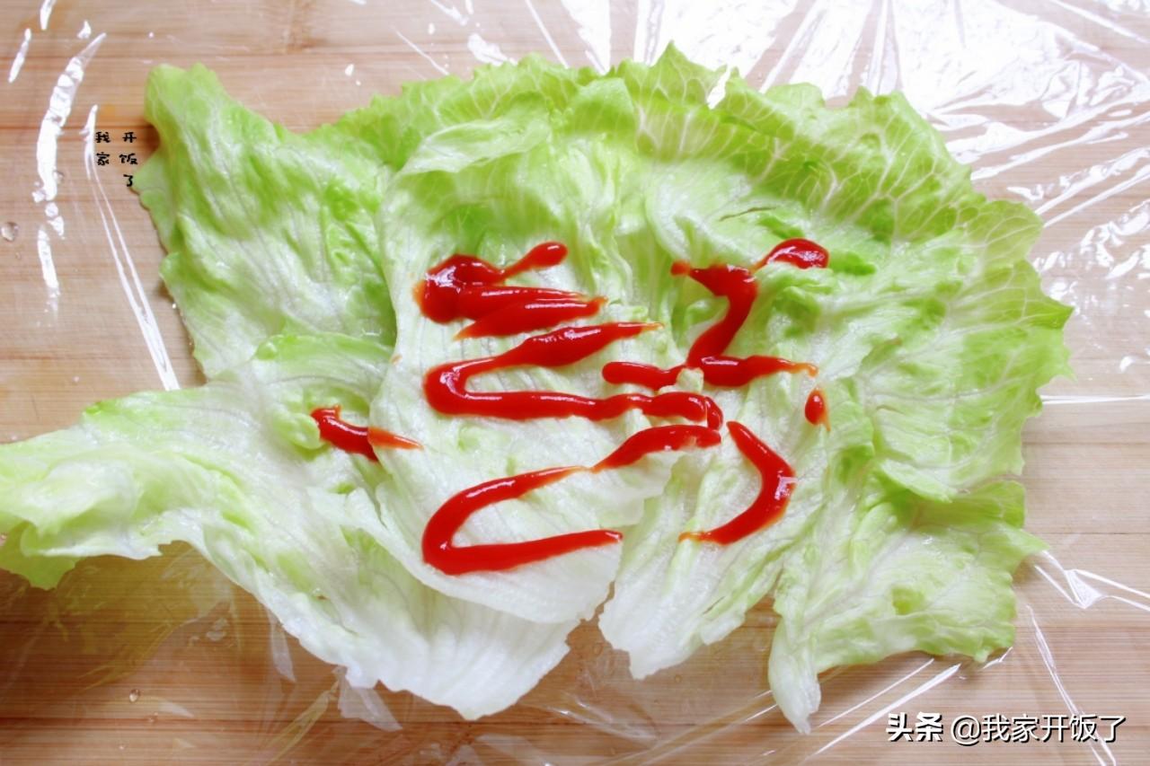火遍全网的蔬菜三明治,减肥又管饱,难怪关晓彤这么爱吃