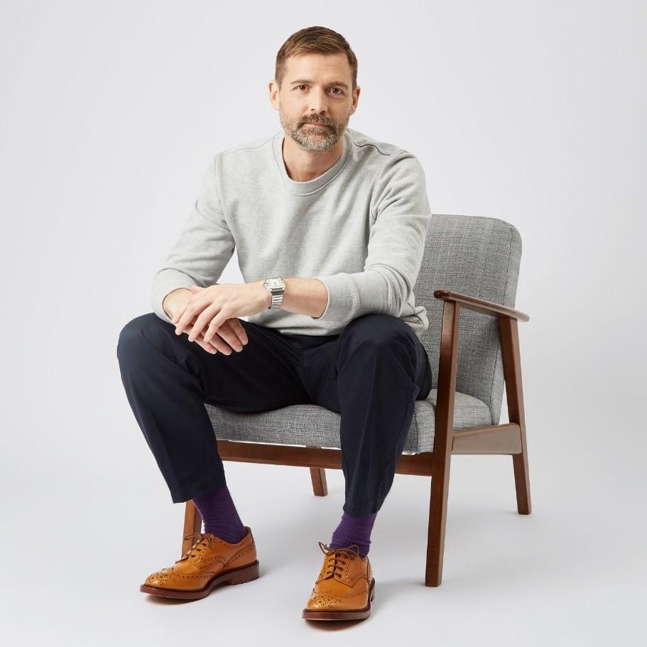 将192年北安普敦制鞋史传承——Tricker's经典款介绍