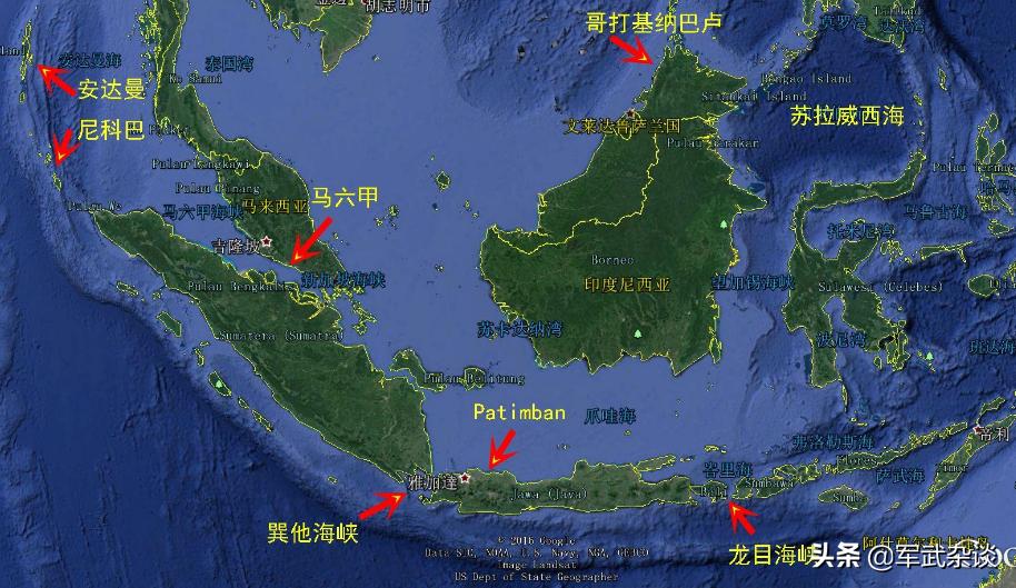 中国应该选哪里和美国交手?台海、南海?先选哪里对我们更有利?