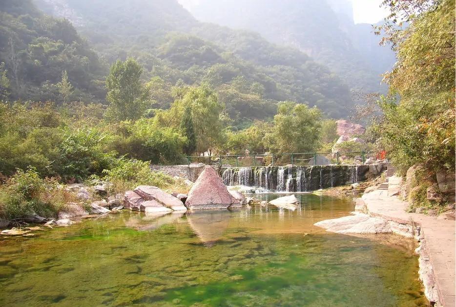 河南省5A级景区以及批准年份,快来看看你都去过哪里把