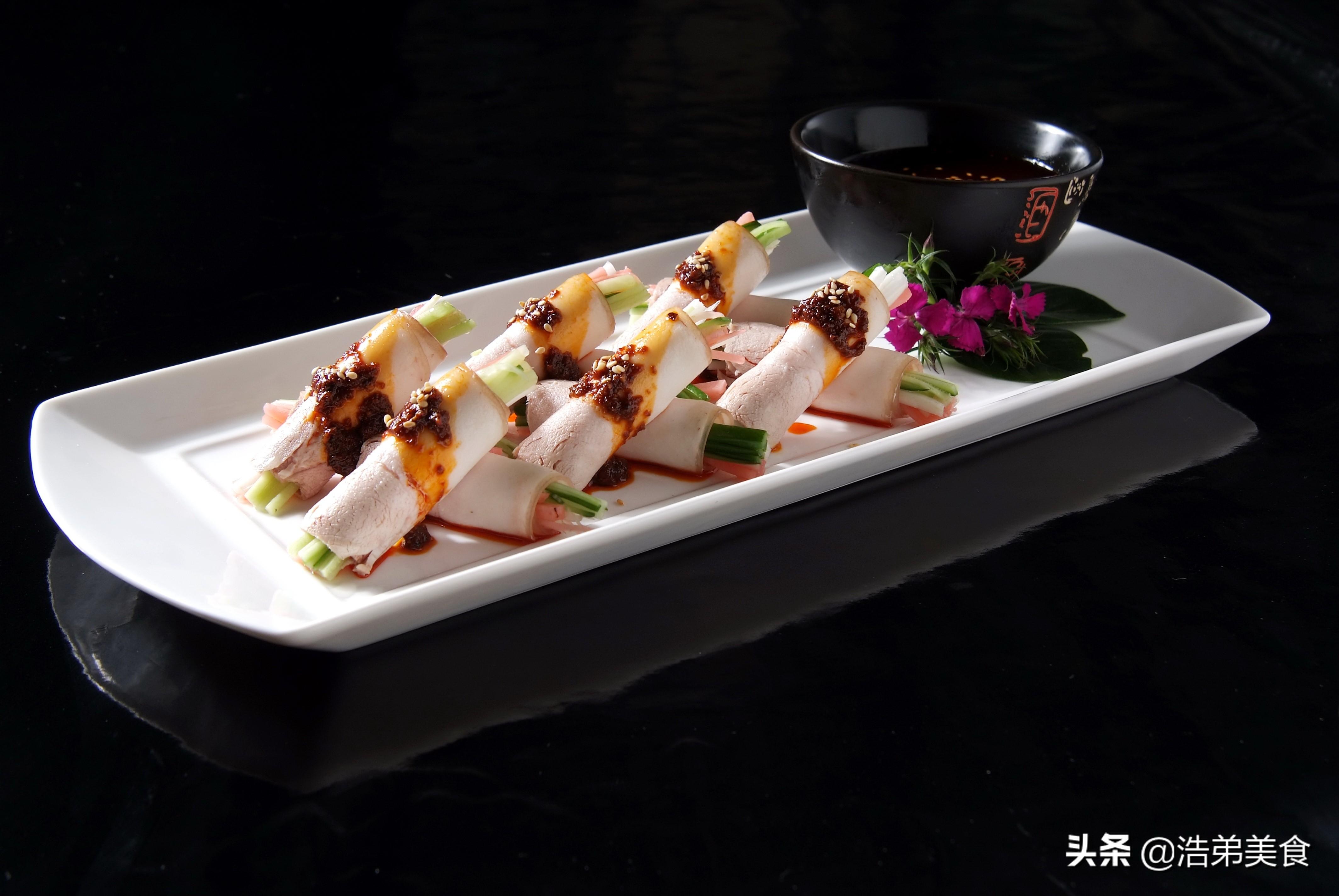 """厨师长分享:""""粤菜100道"""",其中还有10大广东名菜 粤菜菜谱 第22张"""