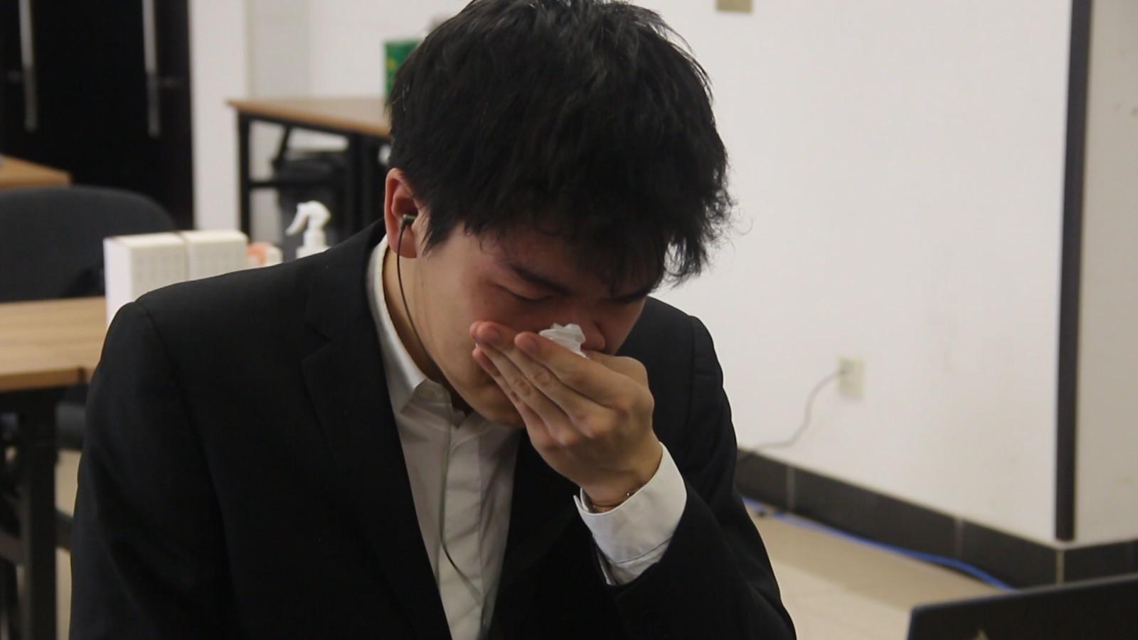泪洒赛场!痛失LG杯冠军后柯洁痛哭