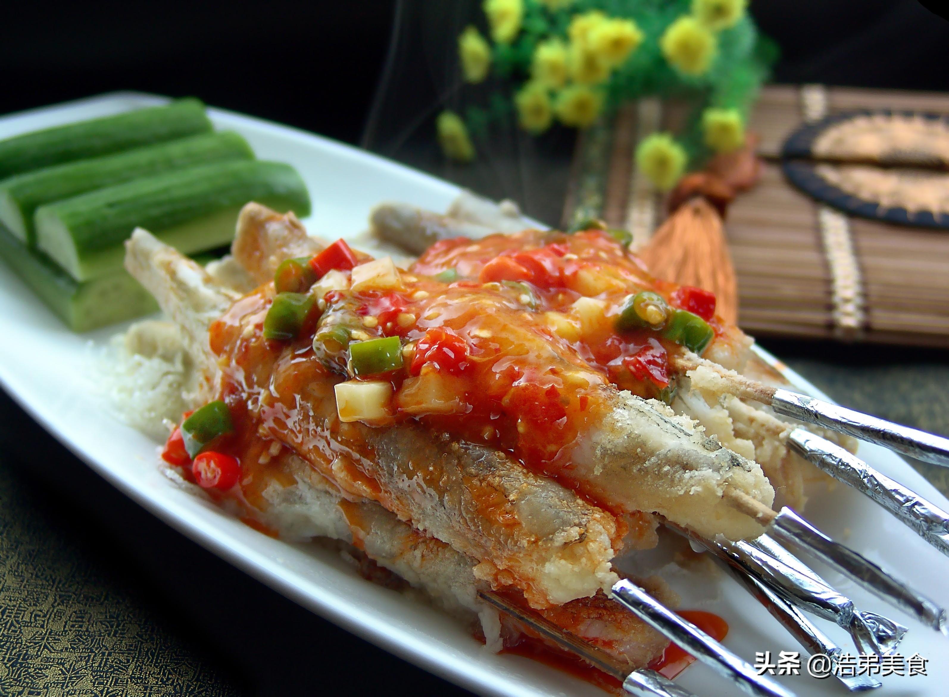 """厨师长分享:""""粤菜100道"""",其中还有10大广东名菜 粤菜菜谱 第59张"""