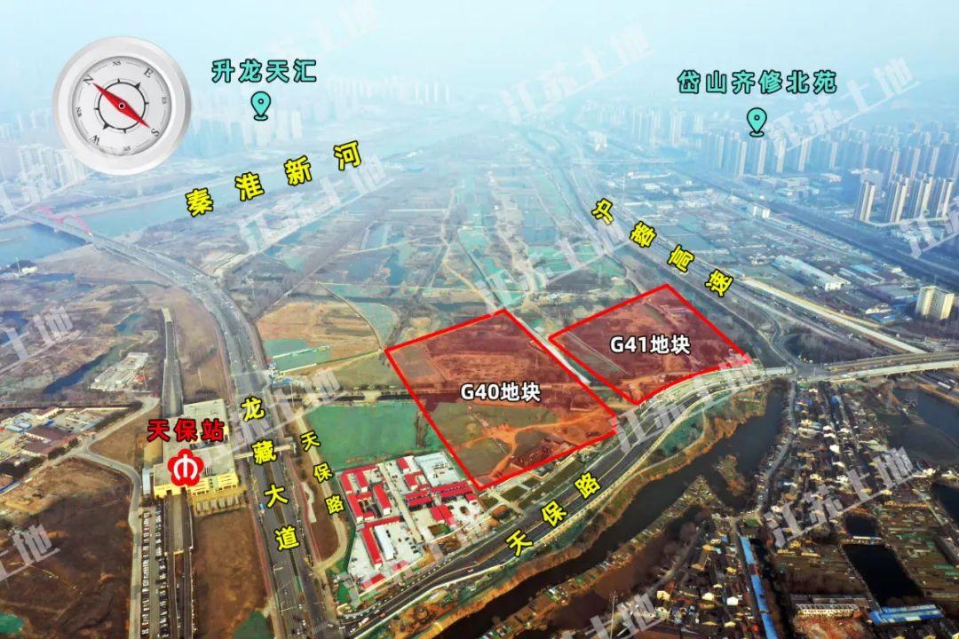 最新!南京3大新盘曝光新动态,涉及城南、江北板块…