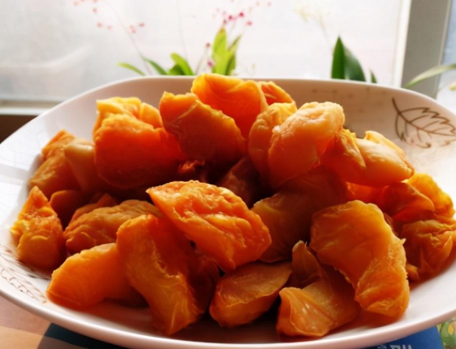 苹果果脯的做法步骤图 香甜有韧劲