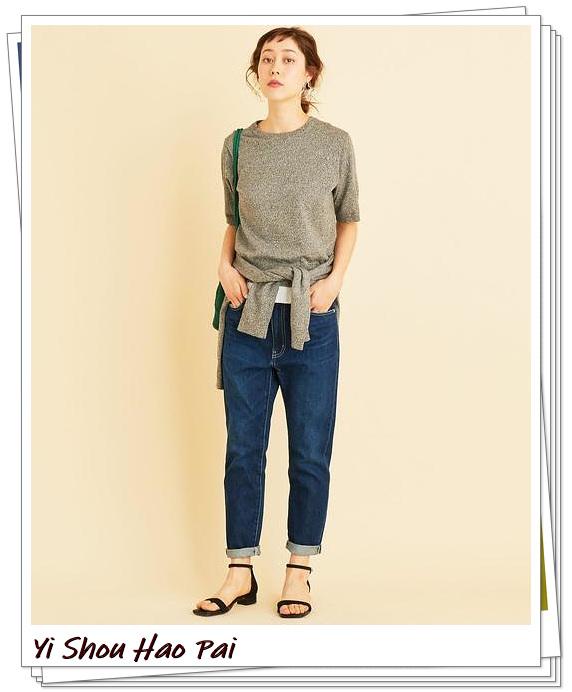 讓你充滿輕松時尚感的15種休閑穿搭,非常適合輕熟女人