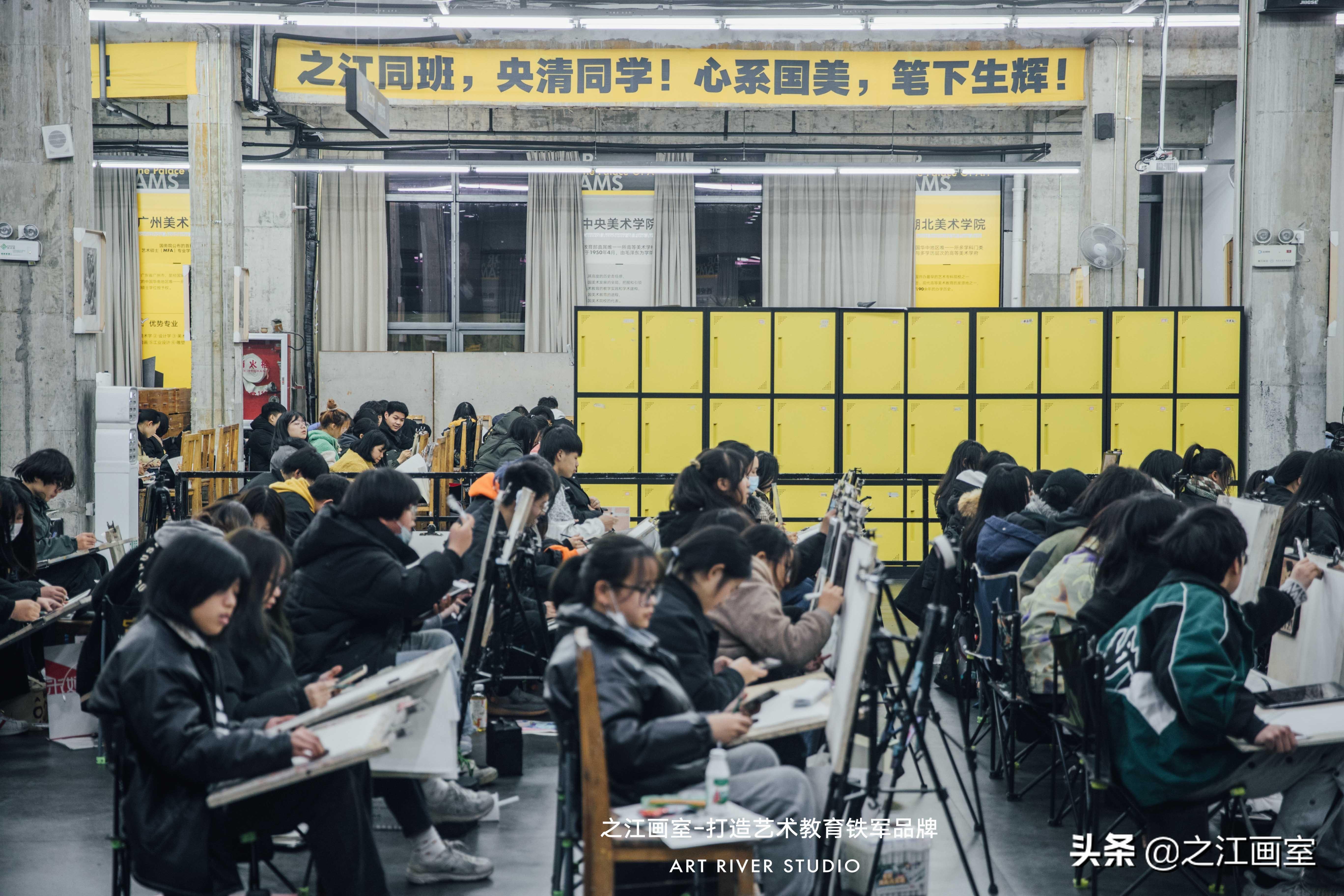 杭州画室-集训选画室,师资如何评判?