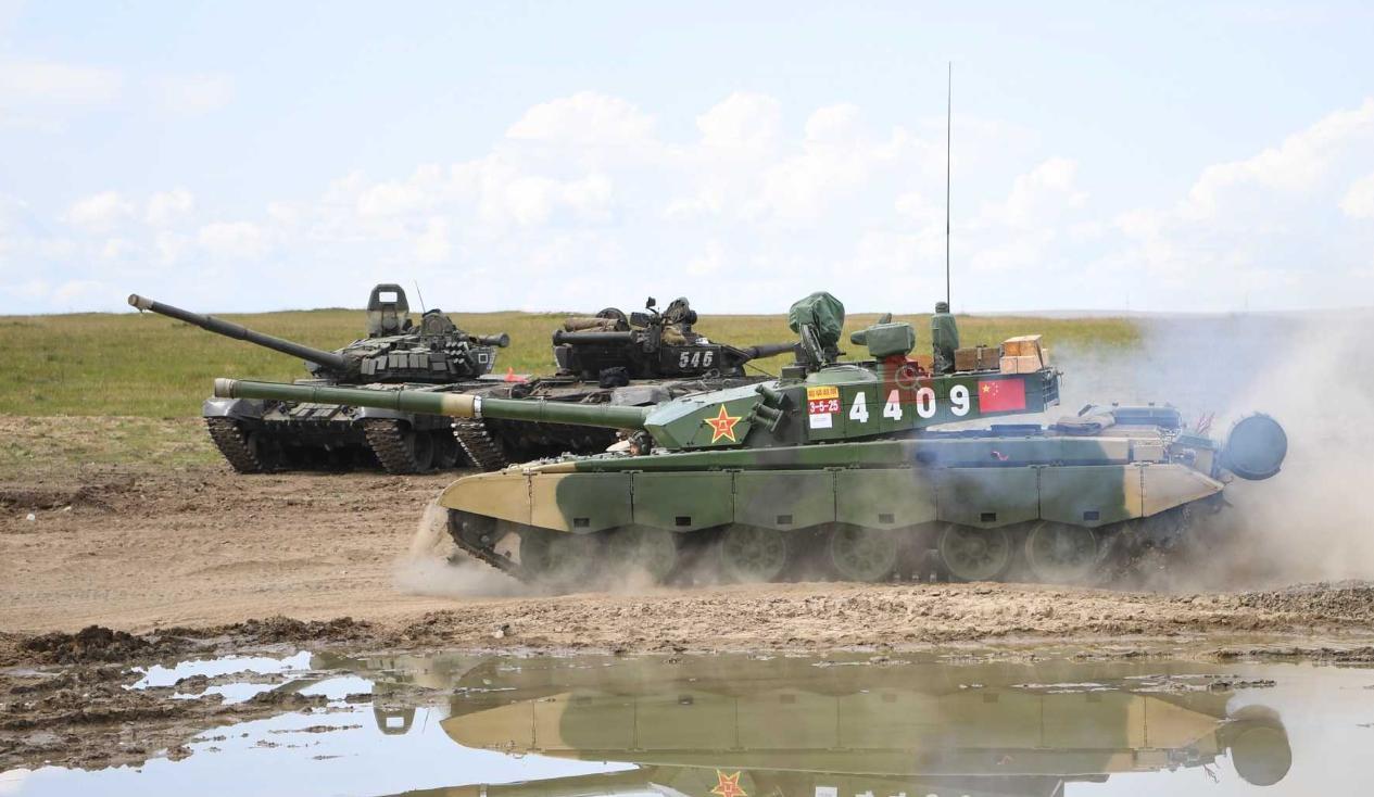 德国将军说中国不在欧洲是幸运?不敢想象,若中俄都在欧洲会如何