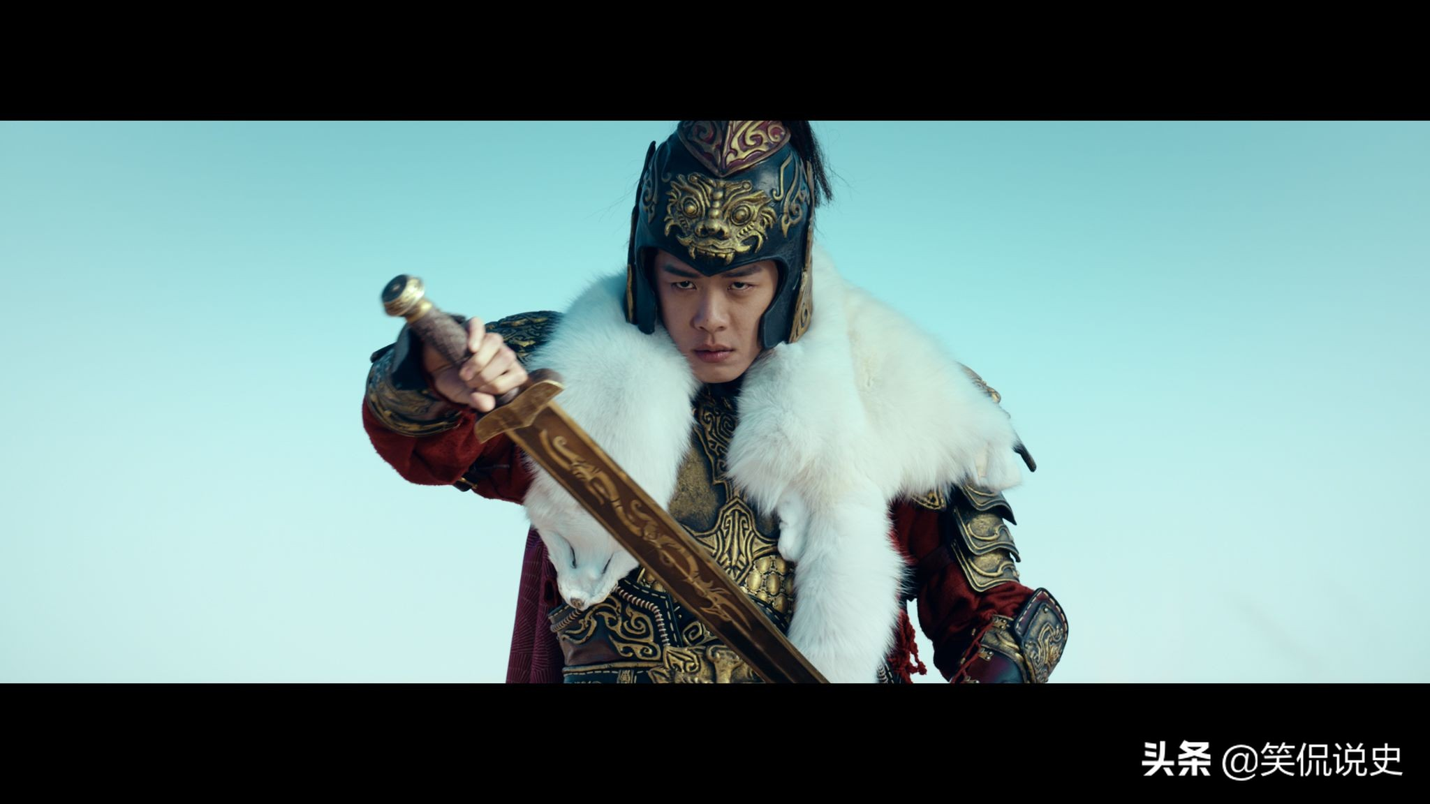 中国历史上最年轻的战神,17岁便让敌人胆寒,却在24岁离奇早逝