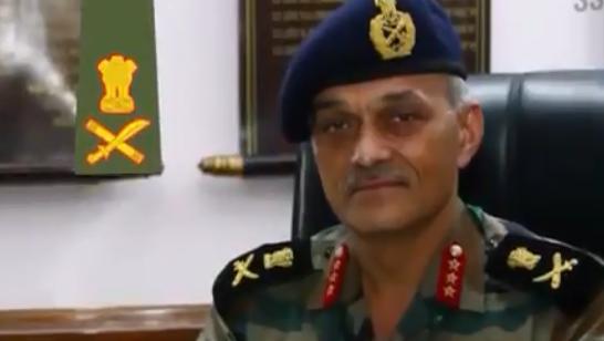图解印度陆军军官军衔识别(多图)
