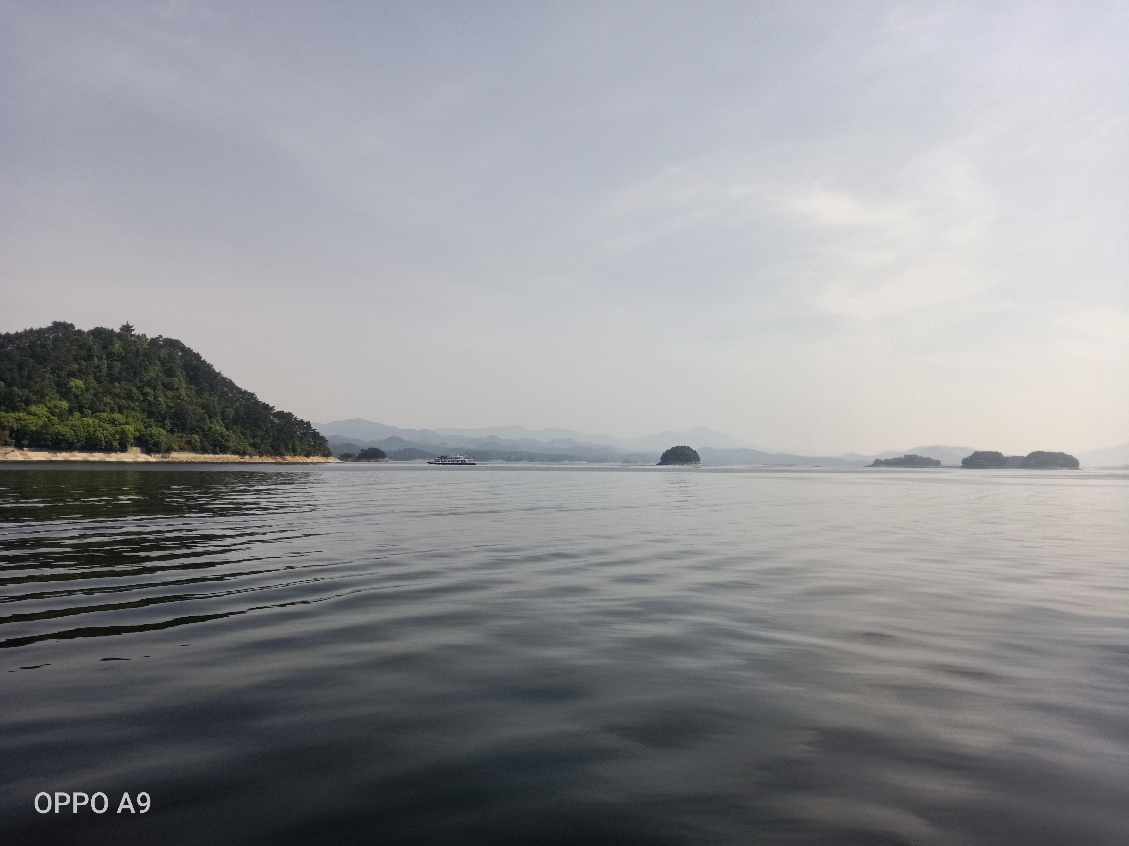 千回百转千岛湖——江海滨