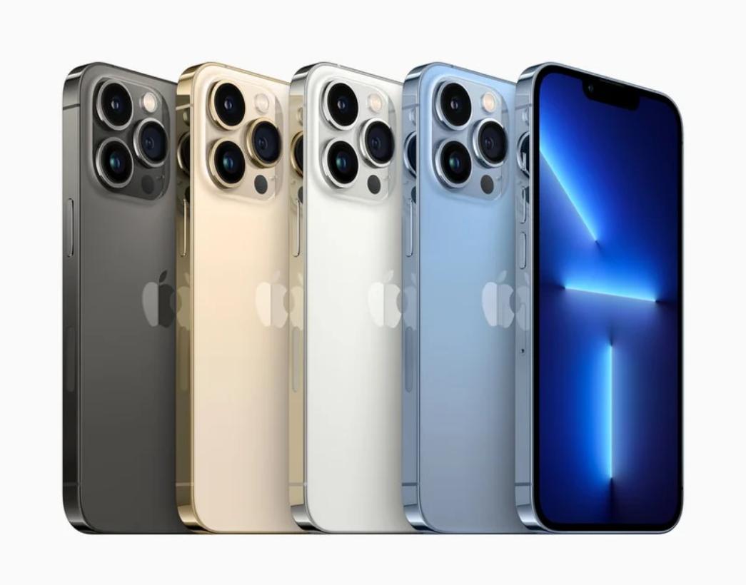 iPhone 13 全系列的电池续航显著提高,Pro Max 增长2.5小时