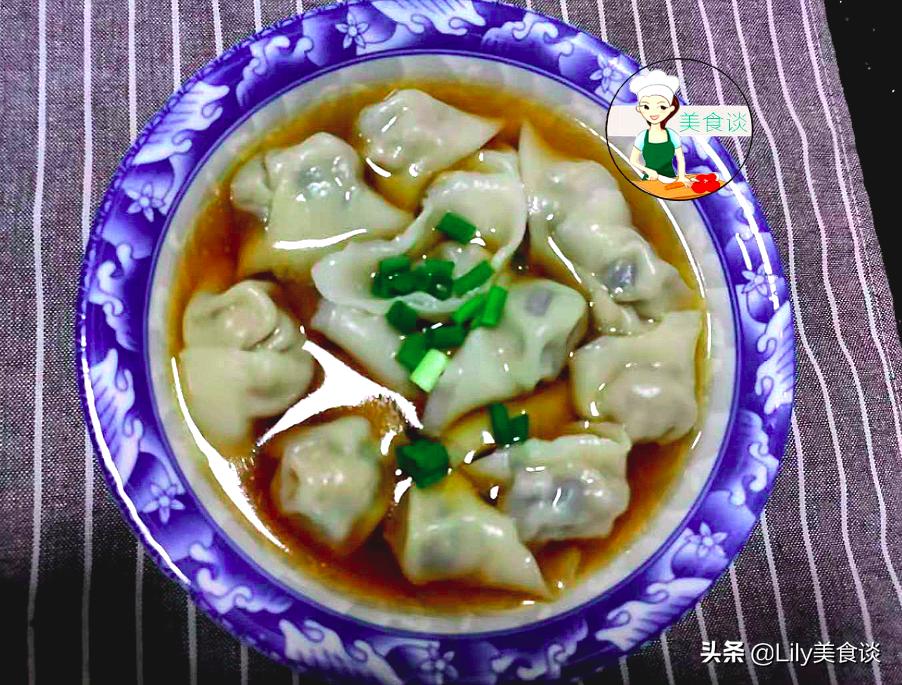 冷天包饺子别再用韭菜了,用此菜鲜甜营养,一咬满嘴爆汁,吃嗨了