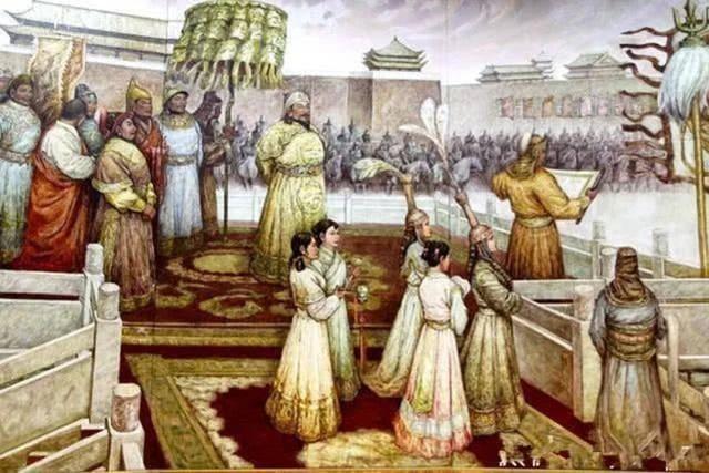 元朝的历史其实很简单