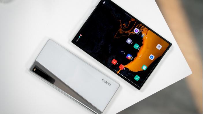 「低调本分」的OPPO,锋芒毕露的OPPO X卷轴屏手机