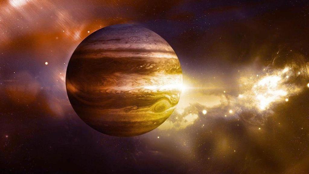 木星像原始的太阳,它有没有可能成为恒星,让太阳系成为双星系统-第3张图片-IT新视野