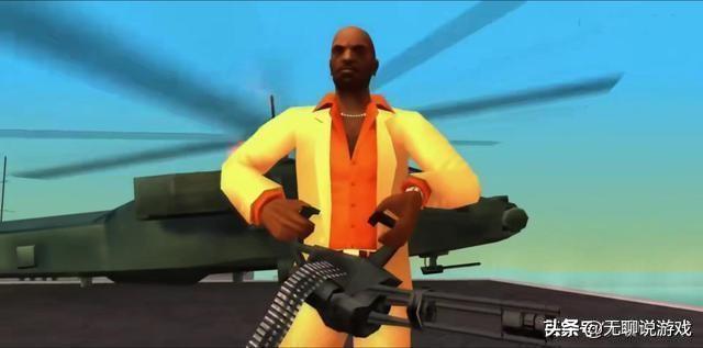 GTA系列时间线:罪恶都市发生的一切,维克托与汤米的命运交织