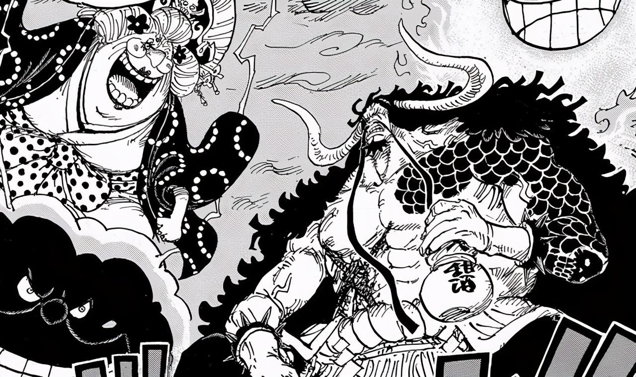海賊王1012話:索隆去幫路飛純屬逞能,在山治眼中兩人依舊是同級