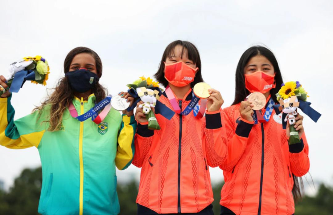 奥运会就要结束了,但这些冷门运动在中国才刚开始