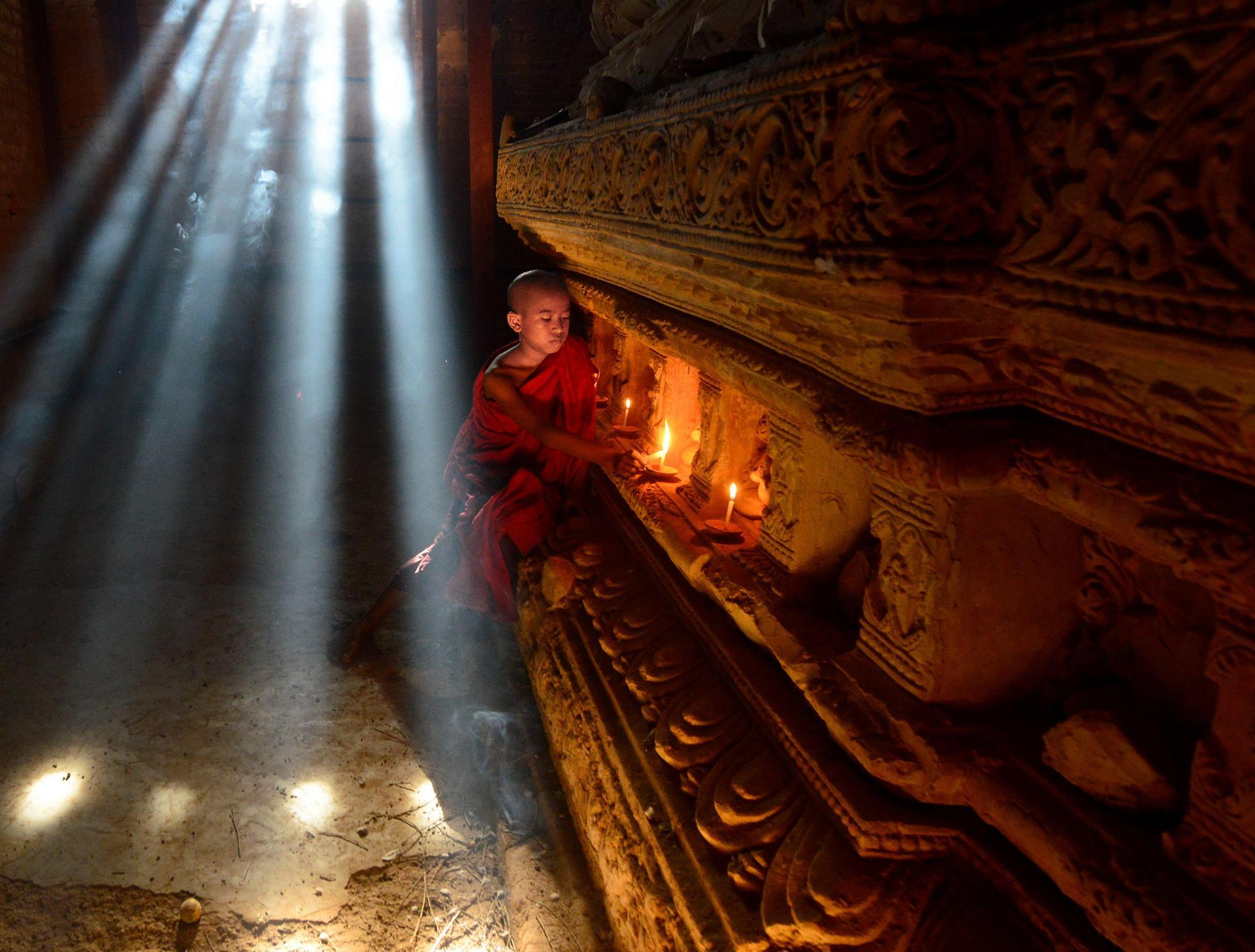 静坐冥想:静中有动,调整始终为觉知者服务