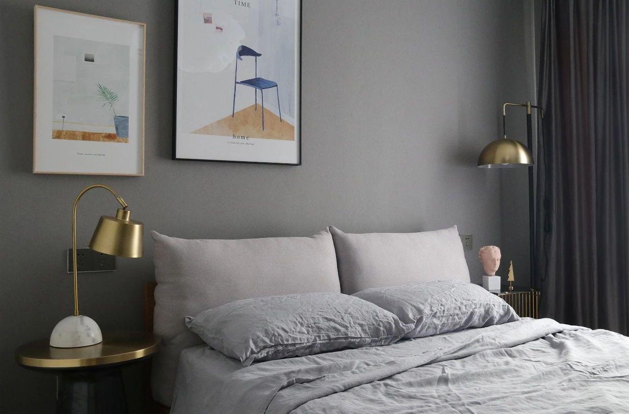 驚艷!她89㎡的家,不砸墻不鑿洞,僅用配色就讓家逼格滿滿!