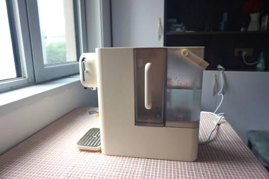 健康就要多喝健康的水- 德国蓝宝小白鲸净饮机评测