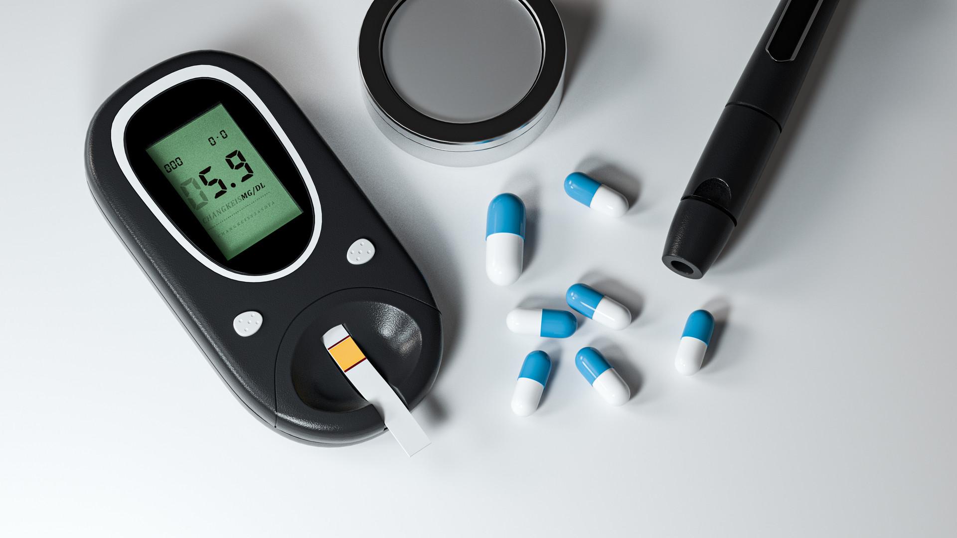 警惕,这些也是糖尿病的症状!生活中的三个习惯竟是升糖高手