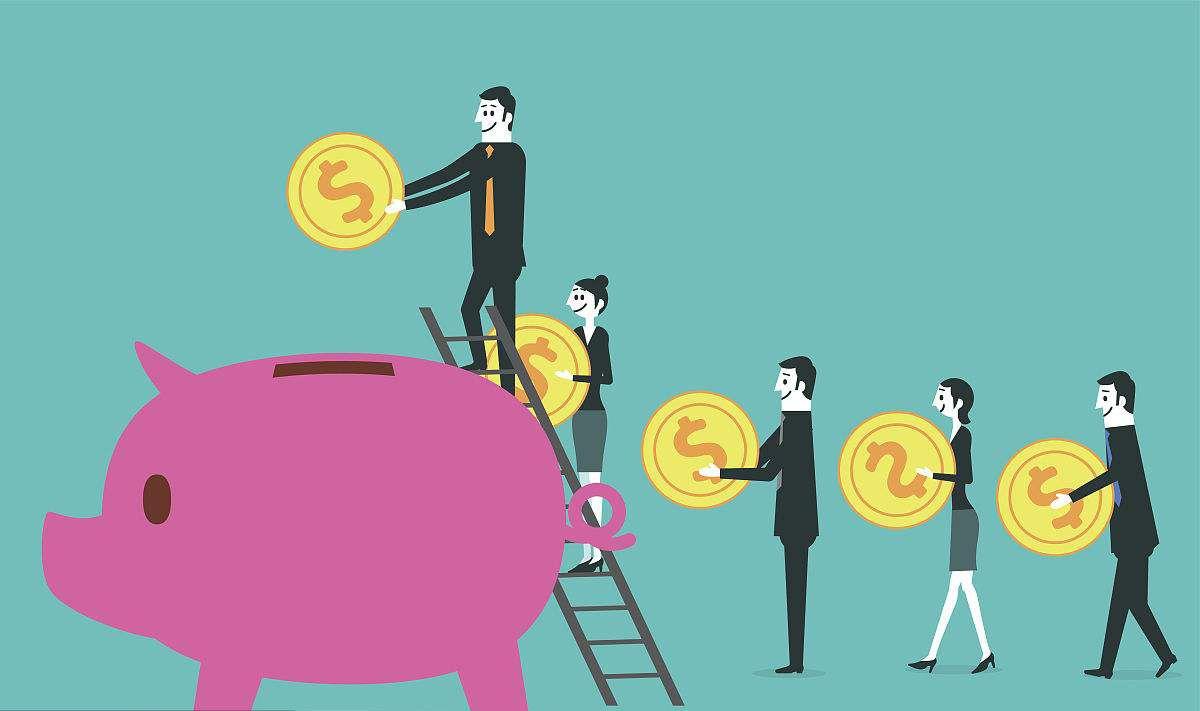 中国存款总额218万亿元,居世界第一。人均存款已释放。你有资格吗