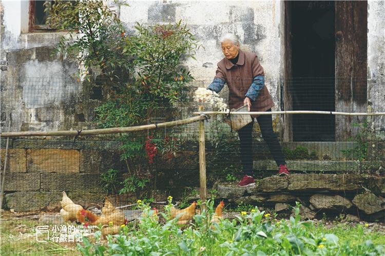 江西、安徽、浙江三省交界,有座秘境古村,美女西施在此终老