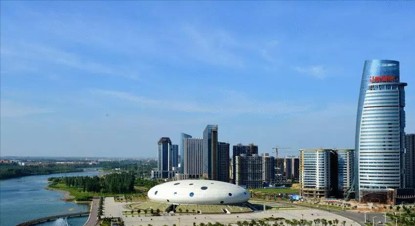 中国制造看河南鹤壁,中央驻鹤壁的超级央企国有民营制造业有多强