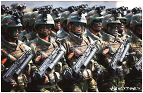 朝鲜特种部队的报道极为少见,可美军却认为,其实战经验非常丰富