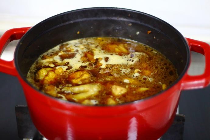 教你红烧鸡简单又好吃的方法,软烂多汁、鲜香入味,开胃又下饭! 美食做法 第8张
