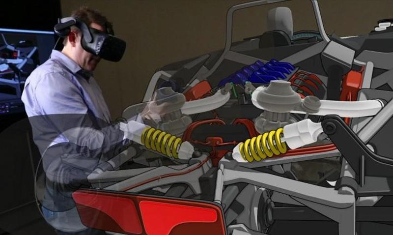 沉浸式虚拟仿真系统:当VR遇上汽车,会碰撞出怎样的火花?