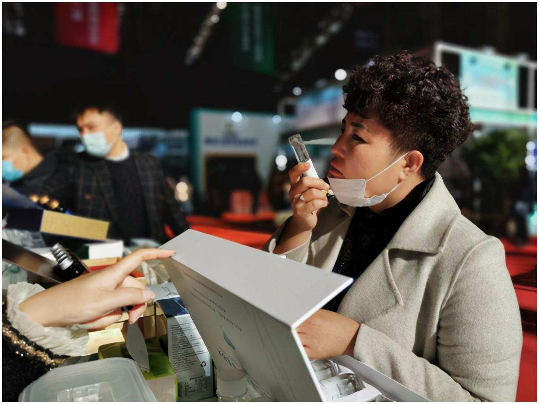 勾勒健康蓝图!沃生控股在第二届黑龙江中医药博览会上再绽华彩