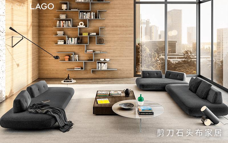 现代简约风格家具LAGO,开启家居悬浮盛宴