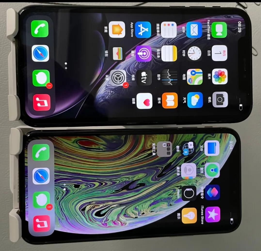 苹果xr与xs哪个好用呢?
