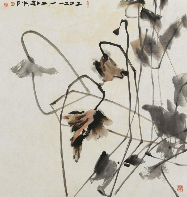 一首诗、一幅画、一幅字——从书画中感受传统文化
