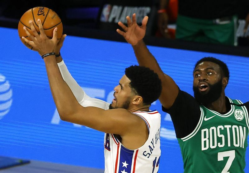 NBA赛事前瞻:凯尔特人vs76人 G3 8-22 6:30