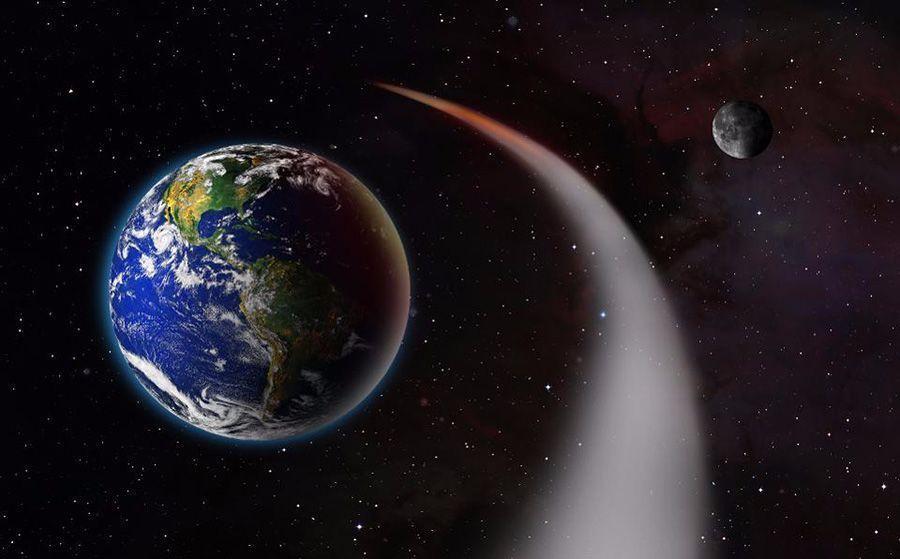 青海坠落火流星重430吨!陨石为啥值钱,1克曾卖到近10万块