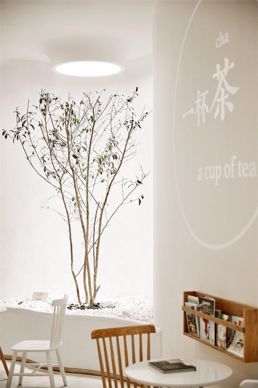 超时髦的茶饮店设计,打造年轻人的时尚茶生活