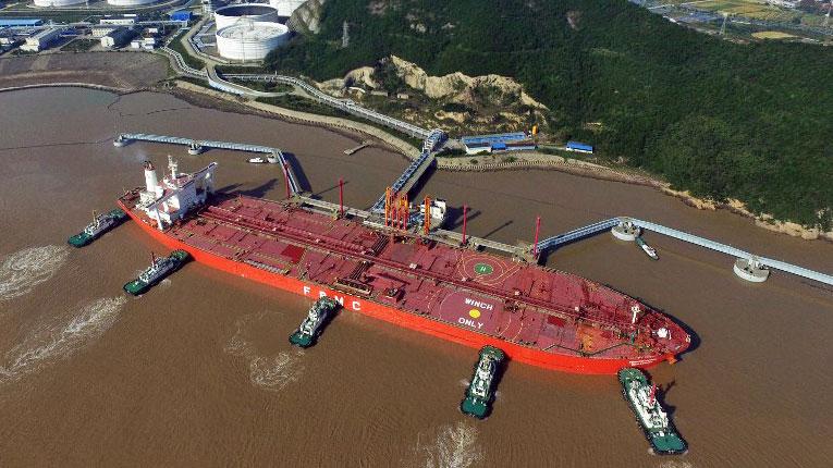 委内瑞拉直接向中国出口石油,印度也要恢复进口,就等拜登上任了