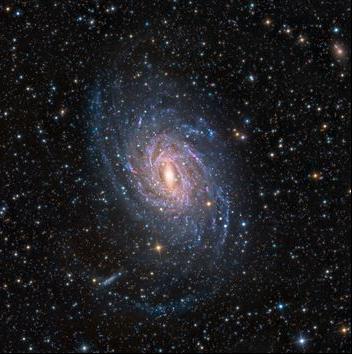 银河系科普:它的大小与质量