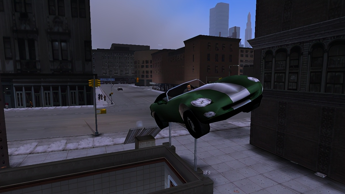 """Foreign team completes """"GTA3"""" source code decompilation positive strategy """"Liberty City"""""""