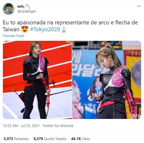 TWICE师妹团—JYP新女子组合大换血;周子瑜被误认奥运会射箭选手?