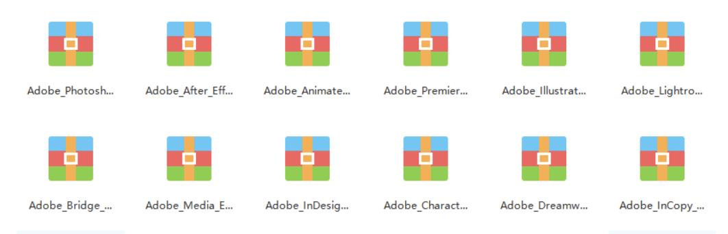 Adobe2021全家桶正式版合集,来啦