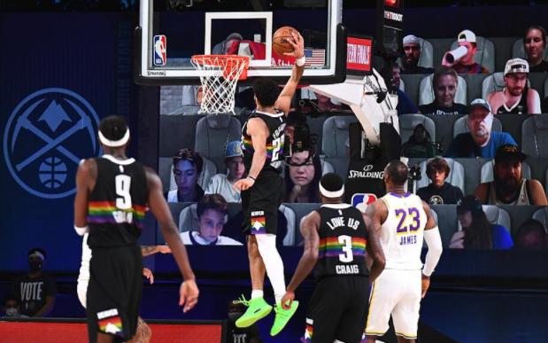 1-2扳回一城後,金塊翻盤概率升至16%!Perkins直接爆粗,怒批湖人:打得像垃圾狗屎!(影)-黑特籃球-NBA新聞影音圖片分享社區