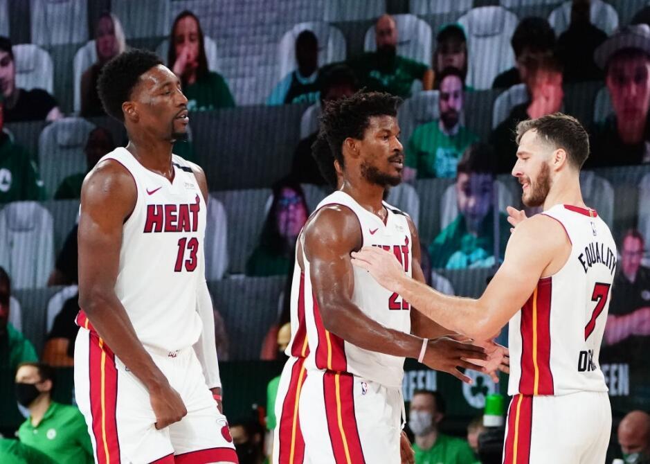 連續3輪2-0隊史首次!詹韋時代也沒做到,熱火要復刻暴龍奪冠?-黑特籃球-NBA新聞影音圖片分享社區