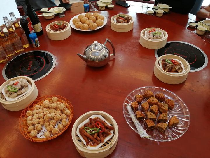 在南宁吃到了广式早茶的精华,关键是好吃又实惠啊