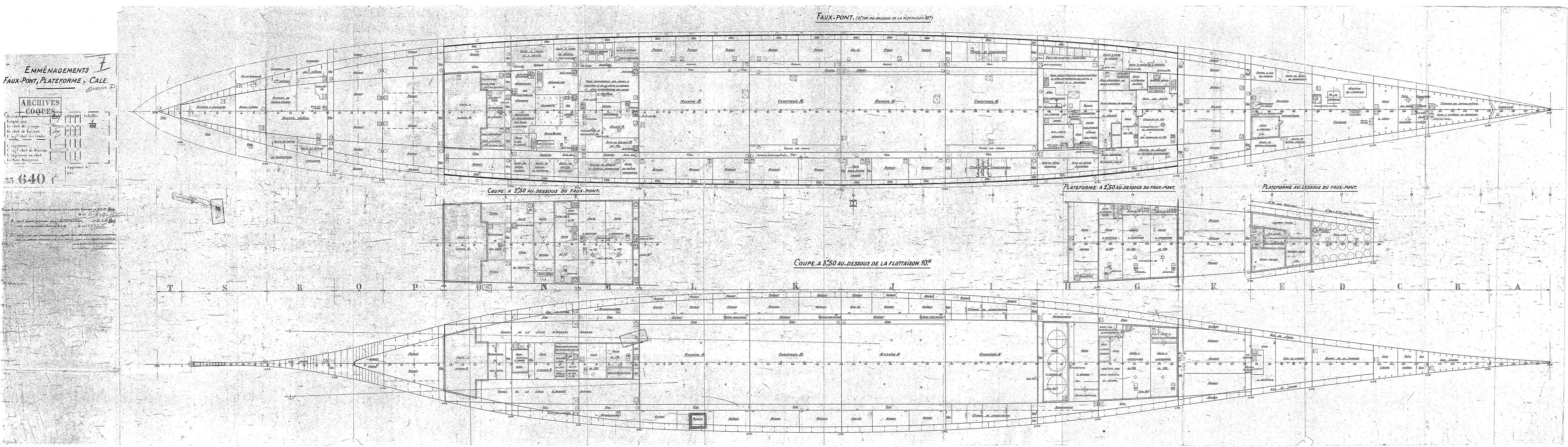 高卢:为震慑德国而生,侧置甲板的伟大探索,被希特勒毙掉的霞飞